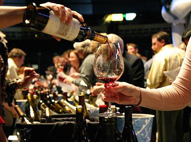 Najava vinskog događaja Srbija