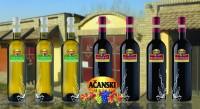 ačanski vinarija, banoštor, vinski pasoš